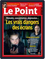Le Point (Digital) Subscription August 29th, 2019 Issue