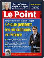 Le Point (Digital) Subscription September 19th, 2019 Issue