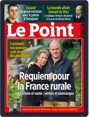 Le Point (Digital) Subscription October 3rd, 2019 Issue