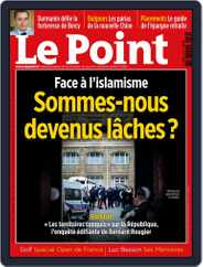 Le Point (Digital) Subscription October 10th, 2019 Issue