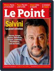 Le Point (Digital) Subscription October 17th, 2019 Issue