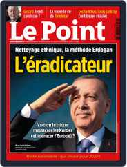 Le Point (Digital) Subscription October 24th, 2019 Issue