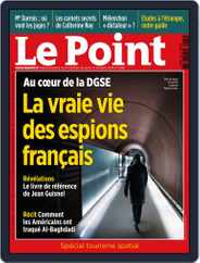 Le Point (Digital) Subscription October 31st, 2019 Issue