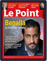 Le Point (Digital) Subscription November 7th, 2019 Issue