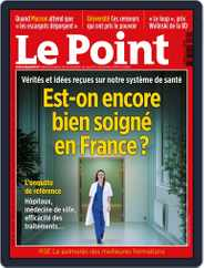 Le Point (Digital) Subscription November 21st, 2019 Issue