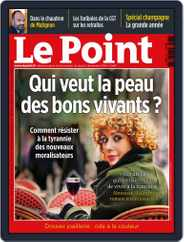 Le Point (Digital) Subscription December 5th, 2019 Issue