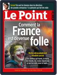Le Point (Digital) Subscription December 12th, 2019 Issue
