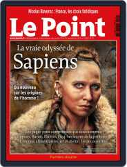 Le Point (Digital) Subscription December 19th, 2019 Issue