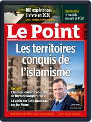 Le Point (Digital) Subscription January 2nd, 2020 Issue