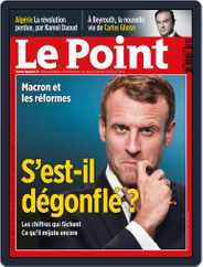 Le Point (Digital) Subscription January 9th, 2020 Issue