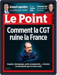 Le Point (Digital) Subscription January 16th, 2020 Issue