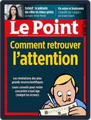Le Point (Digital) Subscription January 23rd, 2020 Issue