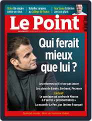 Le Point (Digital) Subscription January 30th, 2020 Issue