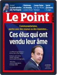 Le Point (Digital) Subscription February 13th, 2020 Issue