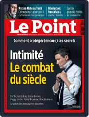 Le Point (Digital) Subscription February 20th, 2020 Issue