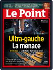 Le Point (Digital) Subscription February 27th, 2020 Issue