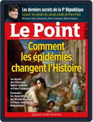 Le Point (Digital) Subscription March 12th, 2020 Issue