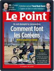 Le Point (Digital) Subscription April 2nd, 2020 Issue