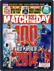 Match Of The Day (Digital) Subscription December 19th, 2014 Issue