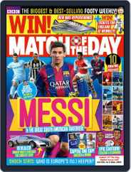 Match Of The Day (Digital) Subscription January 31st, 2015 Issue