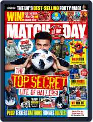 Match Of The Day (Digital) Subscription September 4th, 2018 Issue