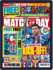 Match Of The Day (Digital) Subscription September 18th, 2018 Issue