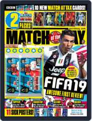 Match Of The Day (Digital) Subscription September 25th, 2018 Issue