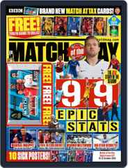 Match Of The Day (Digital) Subscription October 16th, 2018 Issue