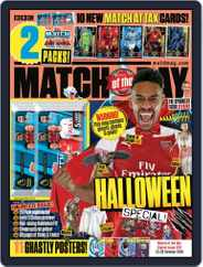 Match Of The Day (Digital) Subscription October 23rd, 2018 Issue