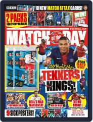Match Of The Day (Digital) Subscription October 30th, 2018 Issue