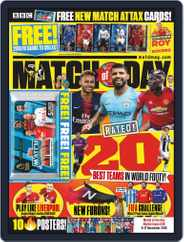 Match Of The Day (Digital) Subscription November 6th, 2018 Issue