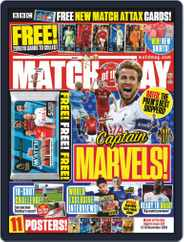 Match Of The Day (Digital) Subscription November 13th, 2018 Issue