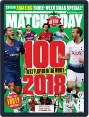 Match Of The Day (Digital) Subscription December 4th, 2018 Issue