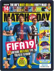 Match Of The Day (Digital) Subscription December 28th, 2018 Issue