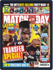 Match Of The Day (Digital) Subscription January 2nd, 2019 Issue