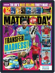 Match Of The Day (Digital) Subscription January 8th, 2019 Issue