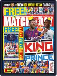 Match Of The Day (Digital) Subscription February 26th, 2019 Issue