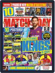 Match Of The Day (Digital) Subscription April 9th, 2019 Issue