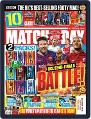 Match Of The Day (Digital) Subscription April 30th, 2019 Issue