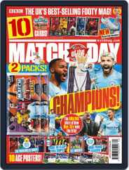 Match Of The Day (Digital) Subscription May 14th, 2019 Issue