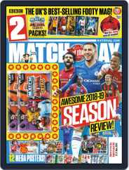 Match Of The Day (Digital) Subscription May 21st, 2019 Issue