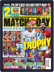 Match Of The Day (Digital) Subscription May 28th, 2019 Issue