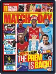 Match Of The Day (Digital) Subscription July 30th, 2019 Issue