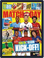 Match Of The Day (Digital) Subscription August 6th, 2019 Issue