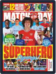 Match Of The Day (Digital) Subscription August 13th, 2019 Issue