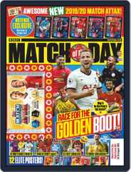 Match Of The Day (Digital) Subscription August 20th, 2019 Issue