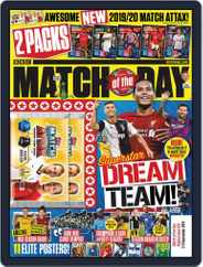Match Of The Day (Digital) Subscription September 3rd, 2019 Issue