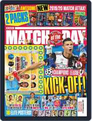 Match Of The Day (Digital) Subscription September 17th, 2019 Issue