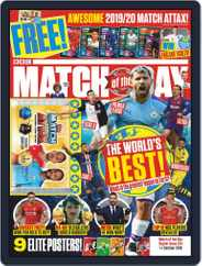 Match Of The Day (Digital) Subscription October 1st, 2019 Issue