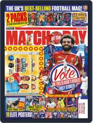 Match Of The Day (Digital) Subscription October 8th, 2019 Issue
